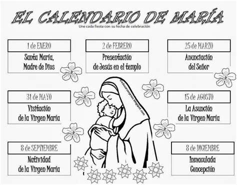 actividades para ninos de la virgen maria virgen mar 205 a ruega por nosotros virgen maria para