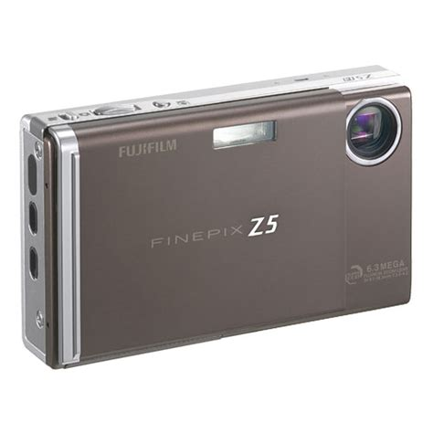 Finepix Z5fd The With Detection Mode by Fujifilm Finepix Z5fd 6 3 Mp Digital Vip Outlet