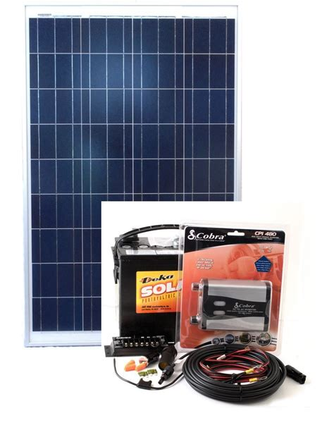 do it yourself solar power 85 watt do it yourself solar power kit home improvementer