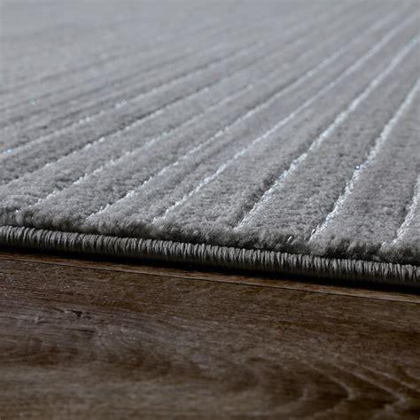 tappeto soggiorno pelo corto tappeto soggiorno moderno filato lucido a righe linee pelo