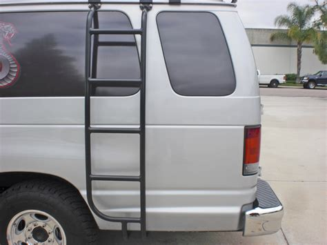 Awning Arm Ford Van Ladders 2008 2014 Aluminess