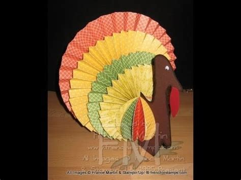 Make A Paper Turkey - paper turkey frenchiests