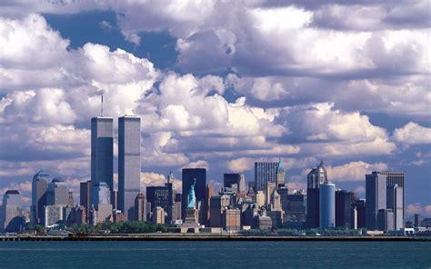 Garden City Ny Pre K New York City Skyline Pre 9 11 Poster Ebay