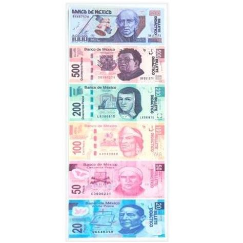 1000 images about momento transforma 199 195 o on pinterest billetes didacticos mexicanos12 paquetes surtidos