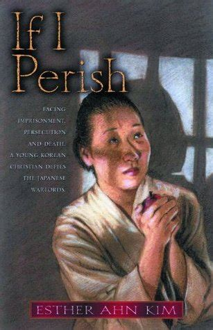 korean biography movie if i perish by esther ahn kim reviews discussion