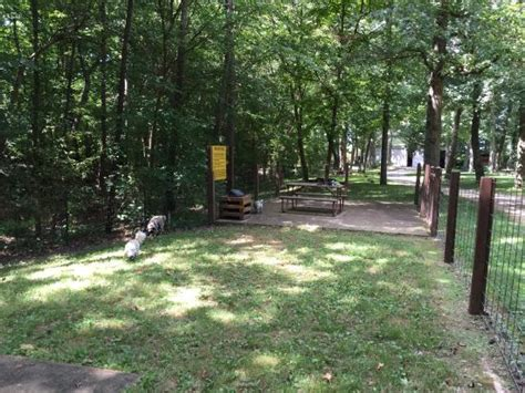 fenced park fenced park picture of buffalo koa cgrounds hurricane mills tripadvisor