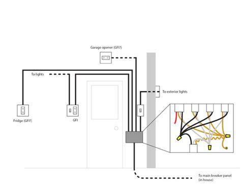 detached garage wiring diagram 30 wiring diagram images