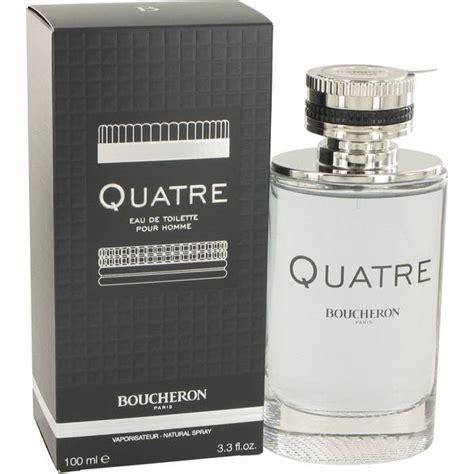 Parfum Quatre quatre cologne for by boucheron