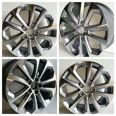 honda accord hfp rims 18 honda accord hfp sport alloy wheel rims 2003 2015