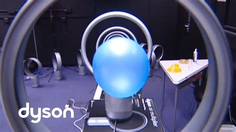how does a dyson fan dyson air multiplier fans and a balloon official dyson