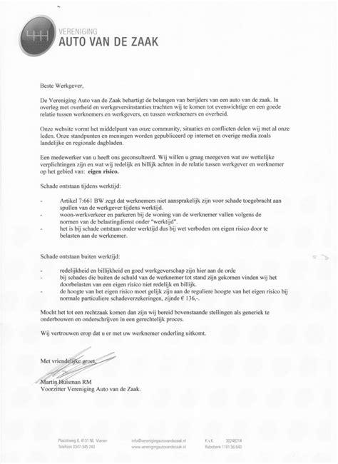 Zakelijke Brief Naar Nbn Norm Nbn Z 01 002 met vriendelijke groet zakelijke brief ontslagbrief