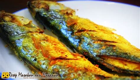 cara membuat roti gembung goreng resep untuk membuat ikan kembung goreng