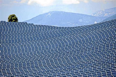 les solaire mois de d 233 cembre record pour le solaire en allemagne fedre