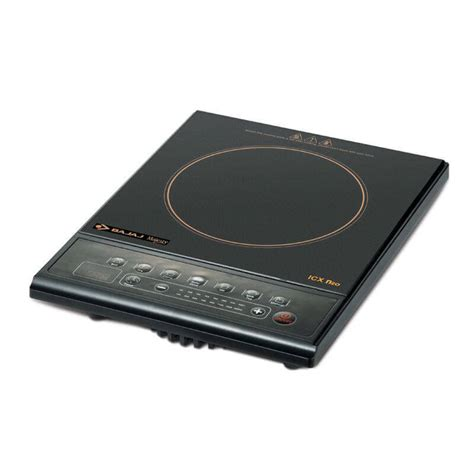 induction cooker where to buy buy bajaj majesty icx neo induction cooker best prices bajaj electricals