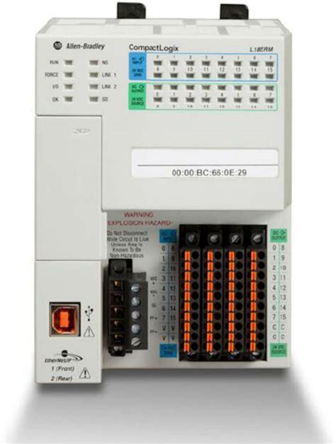 Plc Allen Bradley Product allen bradley plc 1769 compactlogix 5370 controllers ab