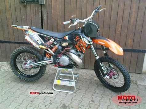 Ktm 250 Specs Ktm 250 Sx 2009 Specs And Photos