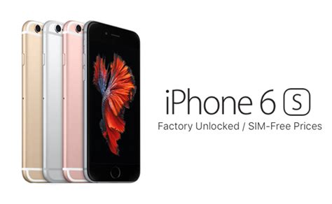 factory unlocked sim  iphone   prices   uk   countries redmond pie