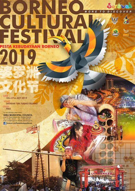 borneo cultural festival  visit sarawak