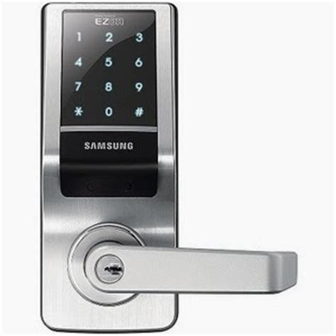 Kunci Pintu Digital Samsung 9 kunci pintu rumah digital elektronik terbaik dan paling aman