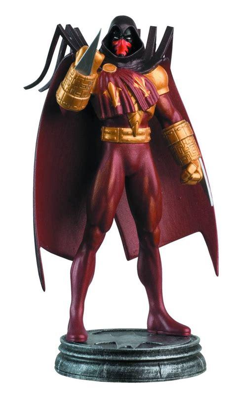 Eaglemoss Dc Comics Two eaglemoss dc comics batman chess azrael figurine fanboy collectibles batman