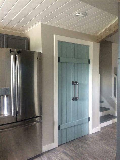 pantry doors annie sloan duck egg blue home home