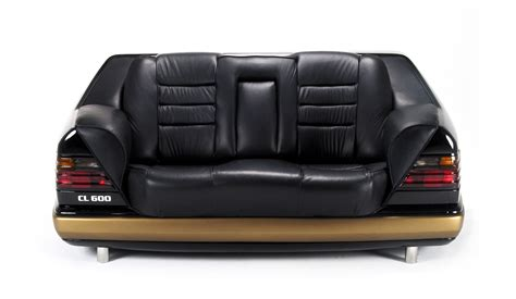sofa auto car sofa mercedes on behance