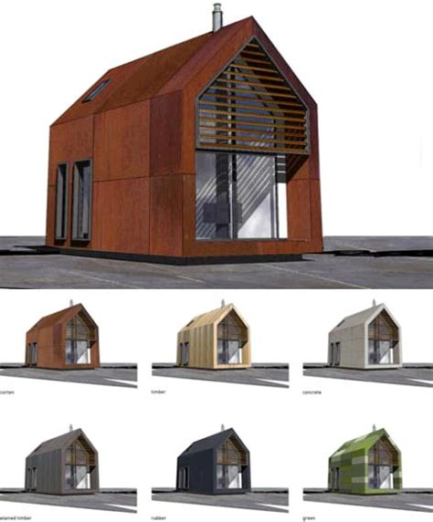 Small Green Home Plans by Green Prefab Shed Homes Small Space Living By Design