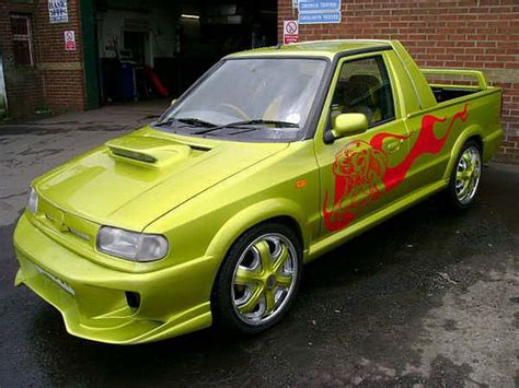 topworldauto   skoda felicia pickup photo galleries