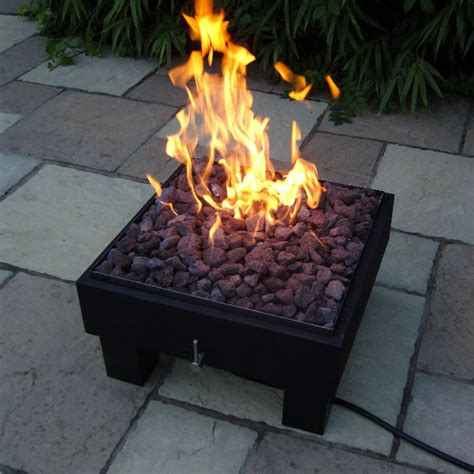 Vega Gas Fire Pit Firepit Uk