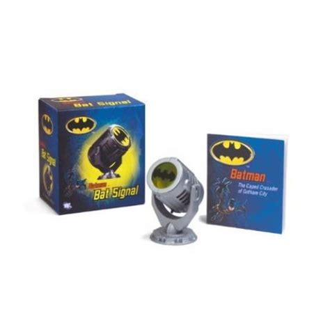 desk toys for geeks batman desktop bat signal