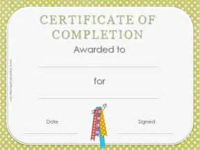 Certificates Of Completion Templates Certificate Of Completion Template Customize Online