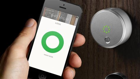 best smart lock the best smart locks of 2018 pcmag