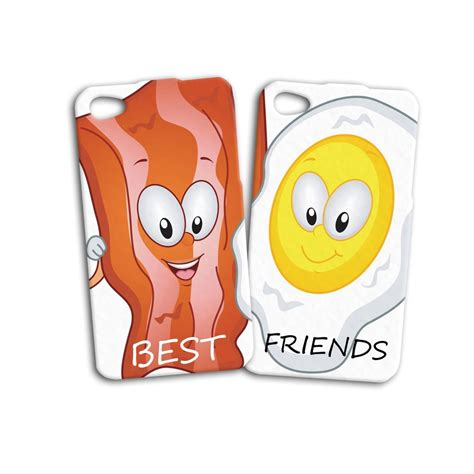 Friends Cases Transforms Your Ipod In To A Stuffed Animal by Bacon Eggs Best Friend Phone Iphone Ipod