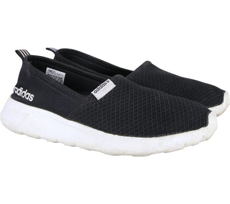 adidas slip on diskon adidas black neo 180 s lite racer slip on sneakers