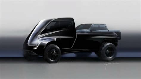 tesla electric pickup truck an electric pickup truck will be tesla s top priority