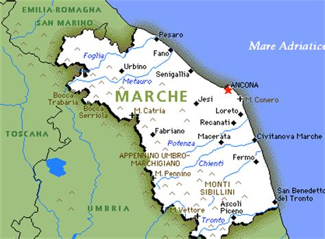 marche it marche in italiano