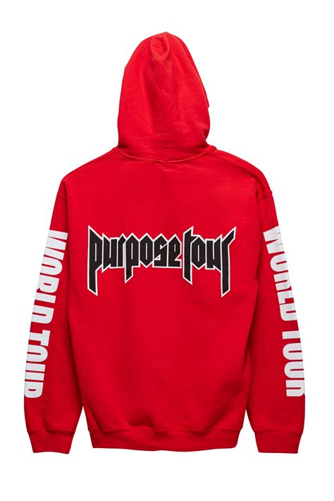 Purpose Tour Merch Hoodie justin bieber to sell new purpose tour merch at pacsun
