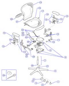 Office Chair Assembly Parts Edge Of Your Seat 99 Invisible