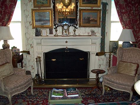White House Fireplaces by The Summer White House Inn A Beautiful Inn Located In