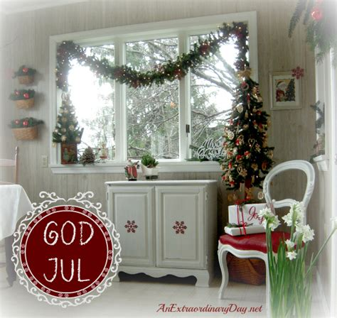 Decorate My House A Very Merry Christmas House Tour An Extraordinary Day