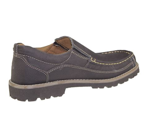 comfortable slip on walking shoes mens lace up casual shoes slip on deck loafers walking