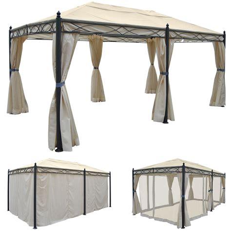 pavillon 3 5x3 5 wasserdicht luxus pavillon gartenzelt - Pavillon 3 5x3 5 Wasserdicht