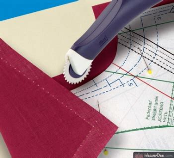 tracing pattern onto fabric essential tools for a dressmaker s sewing box the
