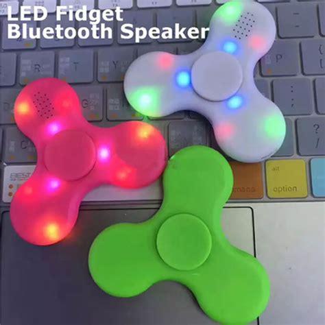 Fidget Spinner Bluetooth Lg Speaker newest led fidget spinner with bluet end 5 24 2018 9 15 pm