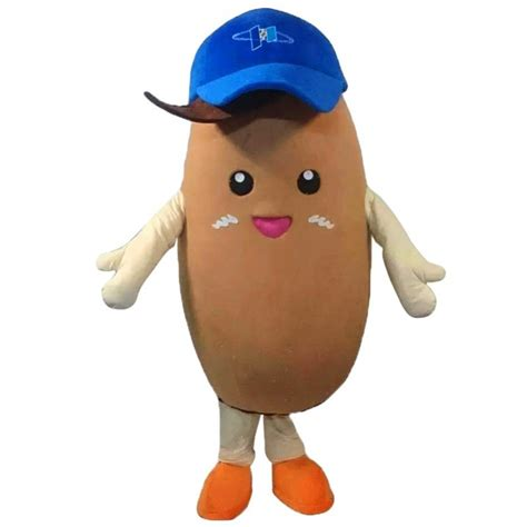 Potato Costume by Potato Lightweight Mascot Costumes
