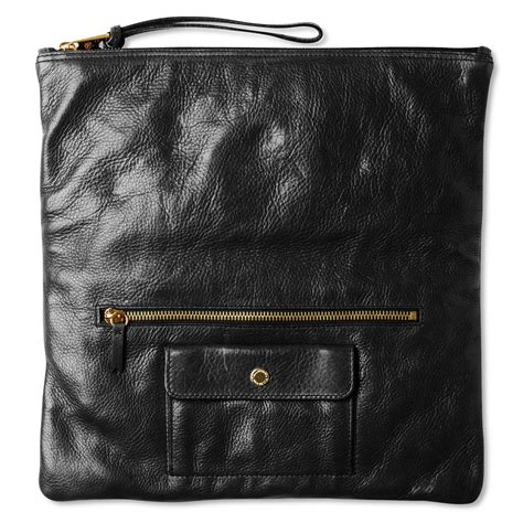 Mulberry For Giles Clutch Bag As Seen On Macdonald At Mojo Awards by Mulberry Clutch Bag In Black Lyst