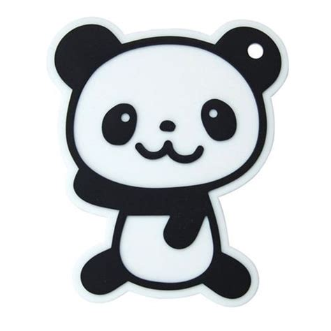 imagenes kawai en blanco y negro salvamanteles kawaii oso panda de silicona de jap 243 n