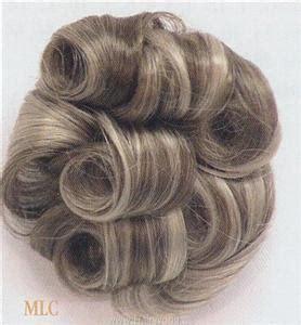 gray hair pieces for thinning hair black brown blond gray auburn hair topper wiglet piece ebay