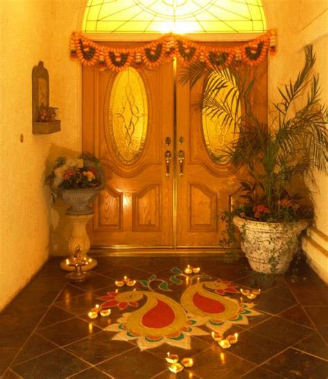home decoration for diwali 25 easy rangoli designs cathy