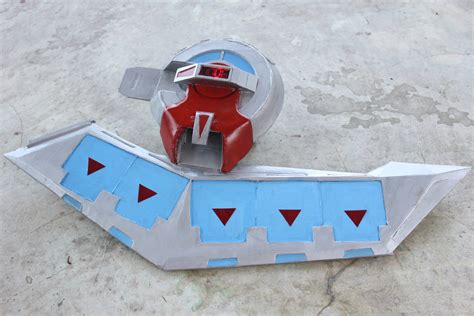 Yugioh Duel Disk Papercraft - duel disk in yu gi oh by solomonlq on deviantart